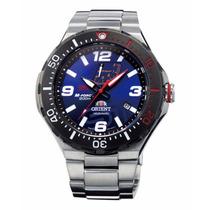 Relógio Orient M-force Mergulho - Sel07003d0 Edição Limitada