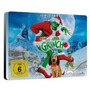 Blu-ray O Grinch - Steelbook - Leg Em Pt - Jim Carrey