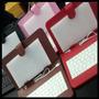 10 Capas Capinhas C/ Teclado P/ Tablet - Universal - Atacado