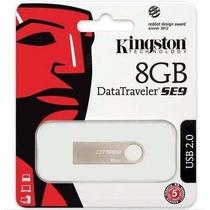 Pendrive Original Da Kingston 8g Dt101 G2 Lacrado