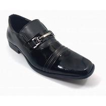 Sapato Social Verniz Masculino Br 89233 Tucca Calçados