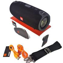 Caixa Som Xtreme Mini Bluetooth Portatil Potente 40w Radio