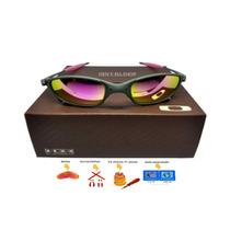 48ff4eab2 Oculos Oakley Juliet Rosa +lentes+borracha+chave+teste+frete à venda ...