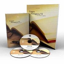 Curso Língua Portuguesa Vi Concordância E Regência Dvd+livro