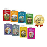 Kit Coleção 8 Livros Anne De Green Gables