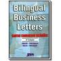 Bilingual Business Letters. Cartas Comerciais Bili