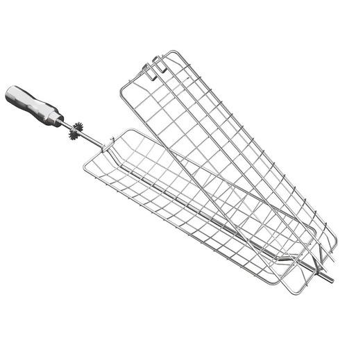 Grelha Côncava Artinoxgrill - Egc Ca 65 X 37 X 12 Cm