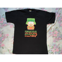 Camiseta South Park Camisa Original