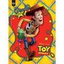 Caderno Brochurão Toy Story 96 Fls Kit C/ 5 - Tilibra