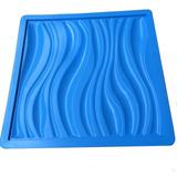Molde-Silicone-P-Gesso-Placas-Parede-Em-3d---39x39cm-Ondas