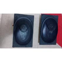 Alto Falante 6x9 300w + Modulo Stetsonm 480w 4 Canais