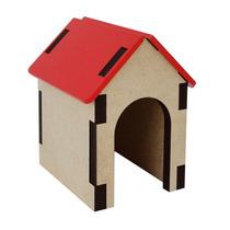 Brinquedo De Madeira Para Casinha De Boneca Casa De Cac...