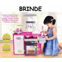 Cozinha Infantil Classic Cotipl�s C/ Fog�o Pia Arm�rio