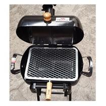 Churrasqueira A Carvão Mini Grill Bafo Mc-70 Para Mesa