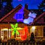 Super Projetor Luz Laser Bivolt Natal Enfeite Top Colorido