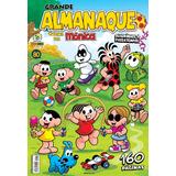 05 Almanaque T. Mônica - Quadrinhos, Passatempos E Colorir