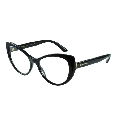 Óculos De Grau Dolce   Gabbana Dg3285 501 54x17 140 c98e034789