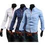 Jeansian Camisa Social / Casual Original Promoção