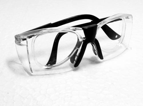 990cda9ecddc9 Armacao Oculos Seguranca P  Lente De Grau Delta Epi. R  41.99