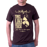 Camiseta Times Like These Foo Fighters