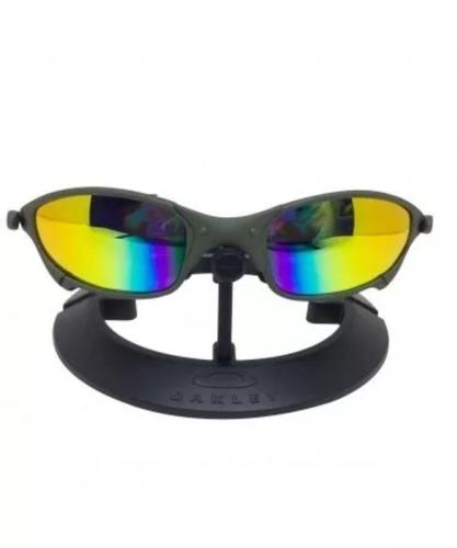 Oculos Oaklei Juliet Arco Iris Polarizado Pronta Entrega 12x 636830b525