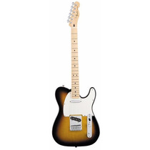 Guitarra Fender Telecaster Standard Brown Sunburst
