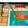 Plataforma De Piscina Para Cães/gatos - Save Dog -