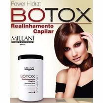 Semi Definitiva Botox Capilar Millani