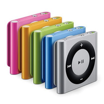 Ipod Shuffle 2gb Apple Diversas Cores - Mp3 - Ultima Geração