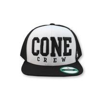Boné Cone Crew Preto High Ed. Especial