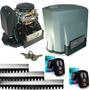Kit Motor Deslizante Portão Eletrônico Garen + Mais Barato