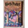 Livro - Harry Potter E A Pedra Filosofal, J. K. Rowling