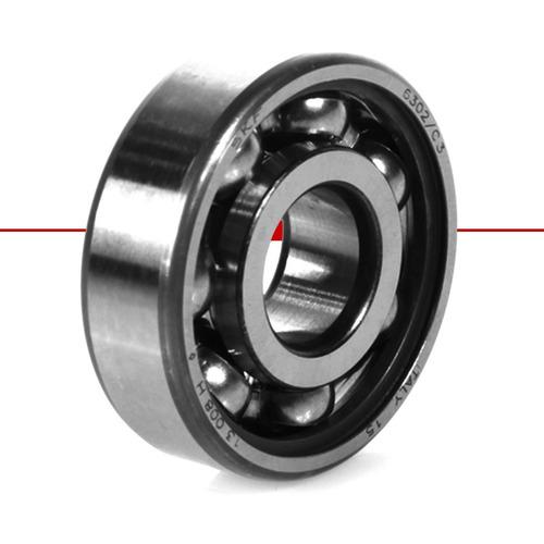 Rolamento Rígido Radial De Esferas 6302_c3 Auto Industrial
