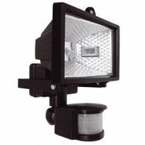 Refletor C/ Sensor De Presença - Halógena - 150w