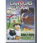 Dvd Cantigas De Roda Vol.4 -novo-lacrado-original