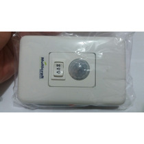 Sensor Interruptor Automatico De Presença De Embutir
