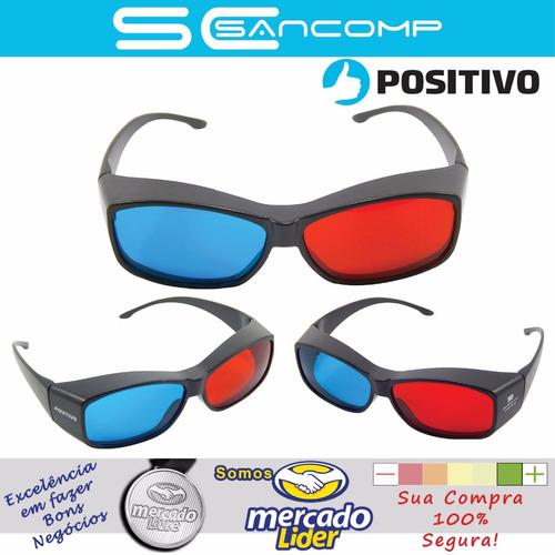 c2199fdfa0d07 02 X Óculos 3d - Positivo Òtima Qualidade 100% Original !!!