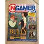 Revista Nintendo Gamer 9 Bully Super Smash Bros Star Wars