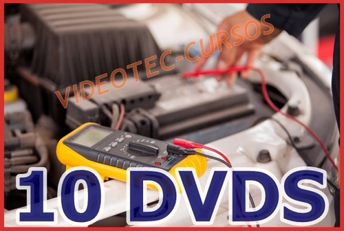 Curso de eletronica em dvd