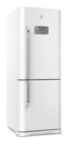 Geladeira Frost Free Electrolux Db53 Branca Com Freezer 454l 220v