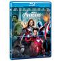 3 Blu-ray Vingadores Avengers Marvel Novo Lacrado Original