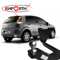 Engate Reboque Fiat Punto 2008 A 2011 Completo Enforth