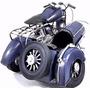 Motocicleta Sidecar Metal Antiga Decorativa Vintage Classica