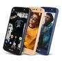 Smart Cel Blu C5 8gb Android 3g + Capa + 1gbram Orig Tela 5