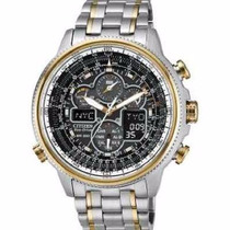 Relógio Citizen Navihawk A-t Jy8034-58e