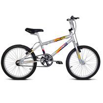 Bicicleta Infantil Verden Masculina Aro 20 Trust Prata