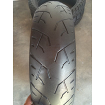 Pneu 150/60/17 Dunlop Sportmax Meia Vida Riscado Bom