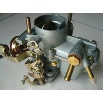 Carburador Para Fiat Uno Mille Weber 190 Motor 1.0 Gasolina