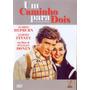 Um Caminho Para Dois - Dvd - Audrey Hepburn - Albert Finney