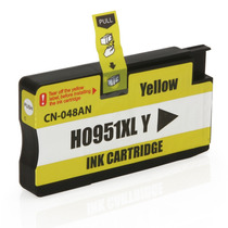 Cartucho Compativel Hp 951xl Yellow Officejet Pro 8100 8600